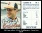 1992 Sports Stars USA #8 Gold Signature Promo Card