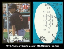 1992 American Sports Monthly #NNO Batting Practice