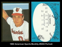 1992 American Sports Monthly #NNO Portrait