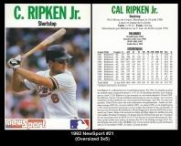 1992 NewSport #21