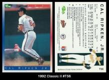 1992 Classic II #T56
