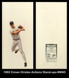 1992-Crown-Orioles-Action-Standups-NNO