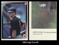 1992 High Five #5
