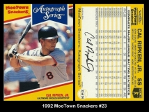 1992 MooTown Snackers #23