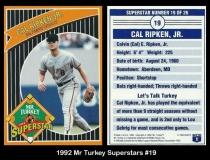 1992 Mr Turkey Superstars #19