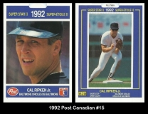 1992 Post Canadian #15