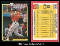 1992 Topps McDonalds #13