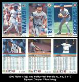 1992-Fleer-Citgo-The-Performer-Panels-3-5-10