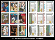 1992-Topps-Pre-Production-Sample-Sheet-NNO