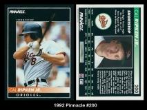 1992 Pinnacle #200