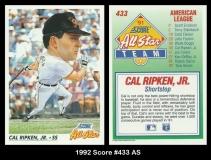 1992 Score #433 AS