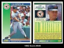 1992 Score #540