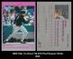 1992 Star Co Nova '92 #74 Post Season Stats