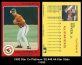 1992 Star Co Platinum '92 #49 All Star Stats