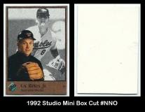 1992 Studio Mini Box Cut #NNO