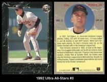 1992 Ultra All Stars #3