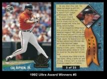 1992 Ultra Award Winners #5