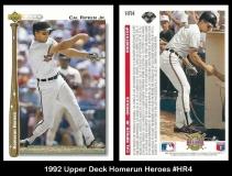 1992 Upper Deck Homerun Heroes #HR4
