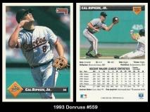 1993 Donruss #559
