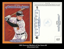 1993 Donruss Masters of the Game #6