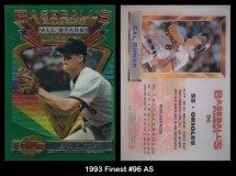 1993 Finest #96 AS