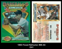 1993 Finest Refractor #96 AS