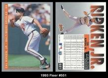 1993 Fleer #551