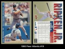 1993 Fleer Atlantic #19