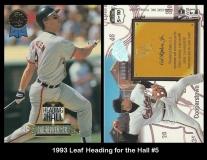 1993 Leaf Heading for the Hall #5