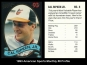1993 American Sports Monthly #8 Profile