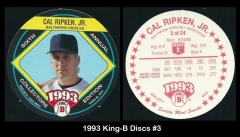 1993 King B Discs #3
