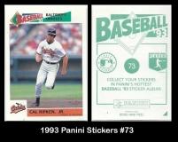 1993 Panini Stickers #73