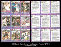 1993-Sports-Illustrated-for-Kids-Magazine-Panels-127-135