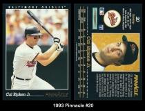 1993 Pinnacle #20