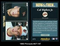 1993 Pinnacle #471 NT