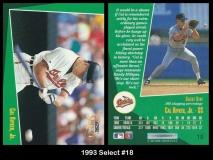 1993 Select #18