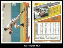 1993 Topps #300
