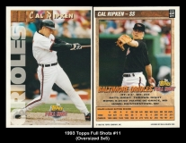 1993 Topps Full Shots #11