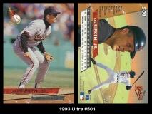 1993 Ultra #501