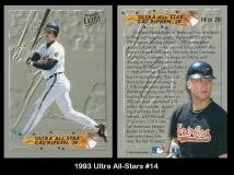 1993 Ultra All-Stars #14