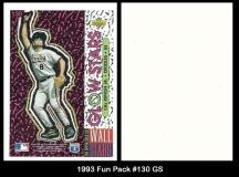 1993 Fun Pack #130 GS