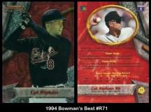 1994 Bowmans Best #R71