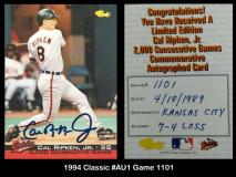 1994-Classic-Au1-Game-1101