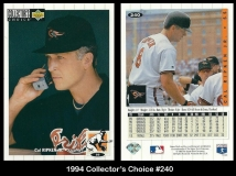 1994 Collectors Choice #240