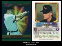 1994 Finest Jumbos #235