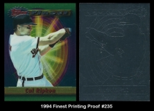 1994 Finest Printing Proof #235