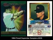 1994 Finest Superstar Samplers #235