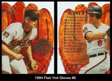1994 Flair Hot Gloves #8