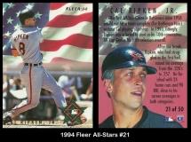 1994 Fleer All-Stars #21