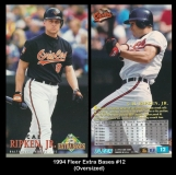 1994 Fleer Extra Bases #12